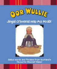 Oor Wullie: Jings, Crivvens and Help Ma Boab! image