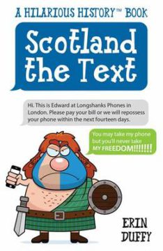 Scotland the Text: You Can Take My Phone, but You'll Never Take My Freedom! image
