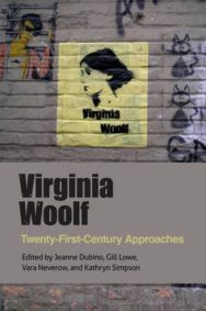 Virginia Woolf: Twenty-First-Century Approaches image