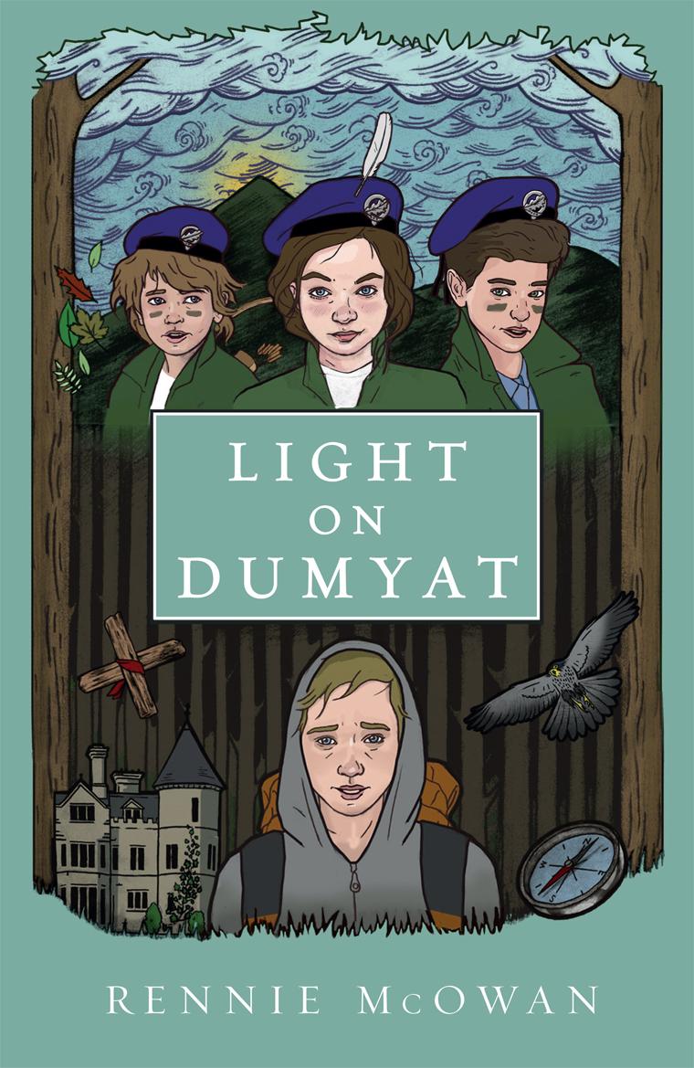 Light On Dumyat