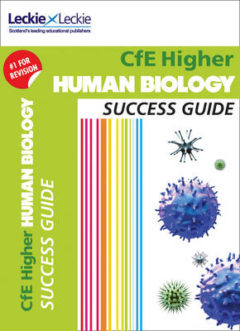 Success Guide: CfE Higher Human Biology Success Guide image