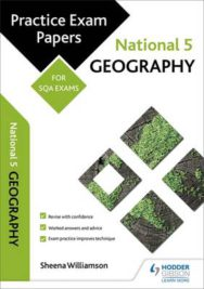 National 5 Geography: Practice Papers for SQA Exams image