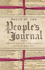 Poets of the People's Journal: Newspaper Poetry in Victorian Scotland image