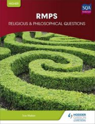 Higher RMPS: Religious and Philosophical Questions image