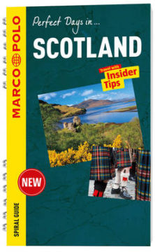 Scotland Marco Polo Spiral Guide image