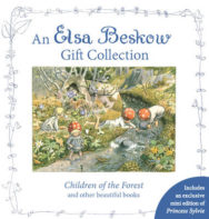 An Elsa Beskow Gift Collection: Children of the Forest and Other Beautiful Books image