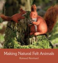 Making Natural Felt Animals image