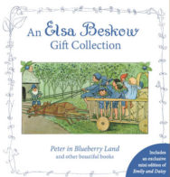 An Elsa Beskow Gift Collection: Peter in Blueberry Land and Other Beautiful Books image