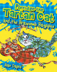 Porridge the Tartan Cat and the Brawsome Bagpipes image