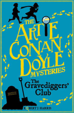 Artie Conan Doyle and the Gravediggers' Club image