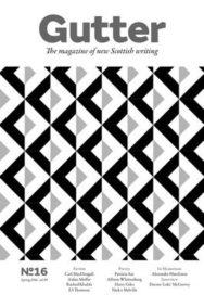 Gutter 16: The Magazine of New Scottish Writing image