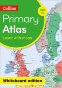 Primary Educational Atlases: Collins Primary Atlas - Whiteboard Edition image