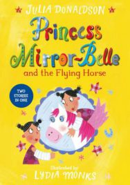 Princess Mirror-Belle and the Flying Horse image