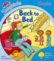 Oxford Reading Tree: Level 3: More Songbirds Phonics: Back to Bed image