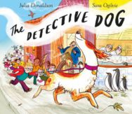 The Detective Dog image