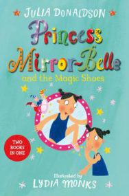 Princess Mirror-Belle and the Magic Shoes (Bind Up 2) image