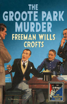The Detective Club: The Groote Park Murder image