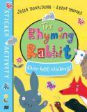 The Rhyming Rabbit Sticker Book image