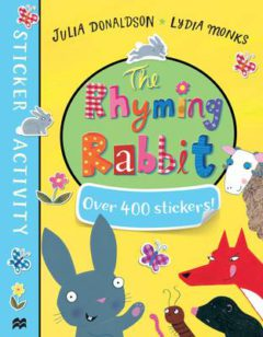 The Rhyming Rabbit Sticker Book image