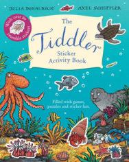 Tiddler Sticker Activity Book image