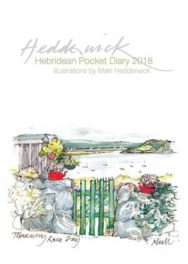 Hebridean Pocket Diary 2018 image