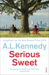 Serious Sweet: Longlisted for the Man Booker Prize image