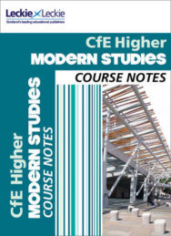Cfe Higher Modern Studies Course Notes image