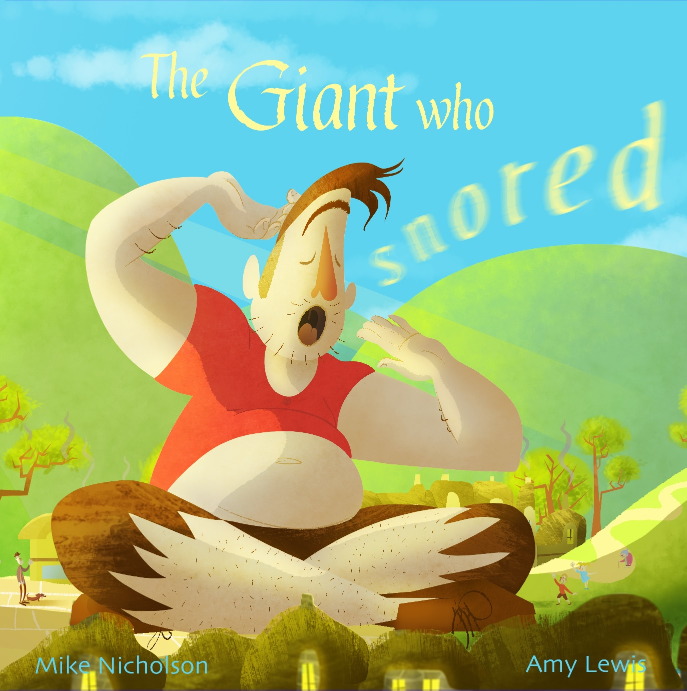 The Giant Who Snored