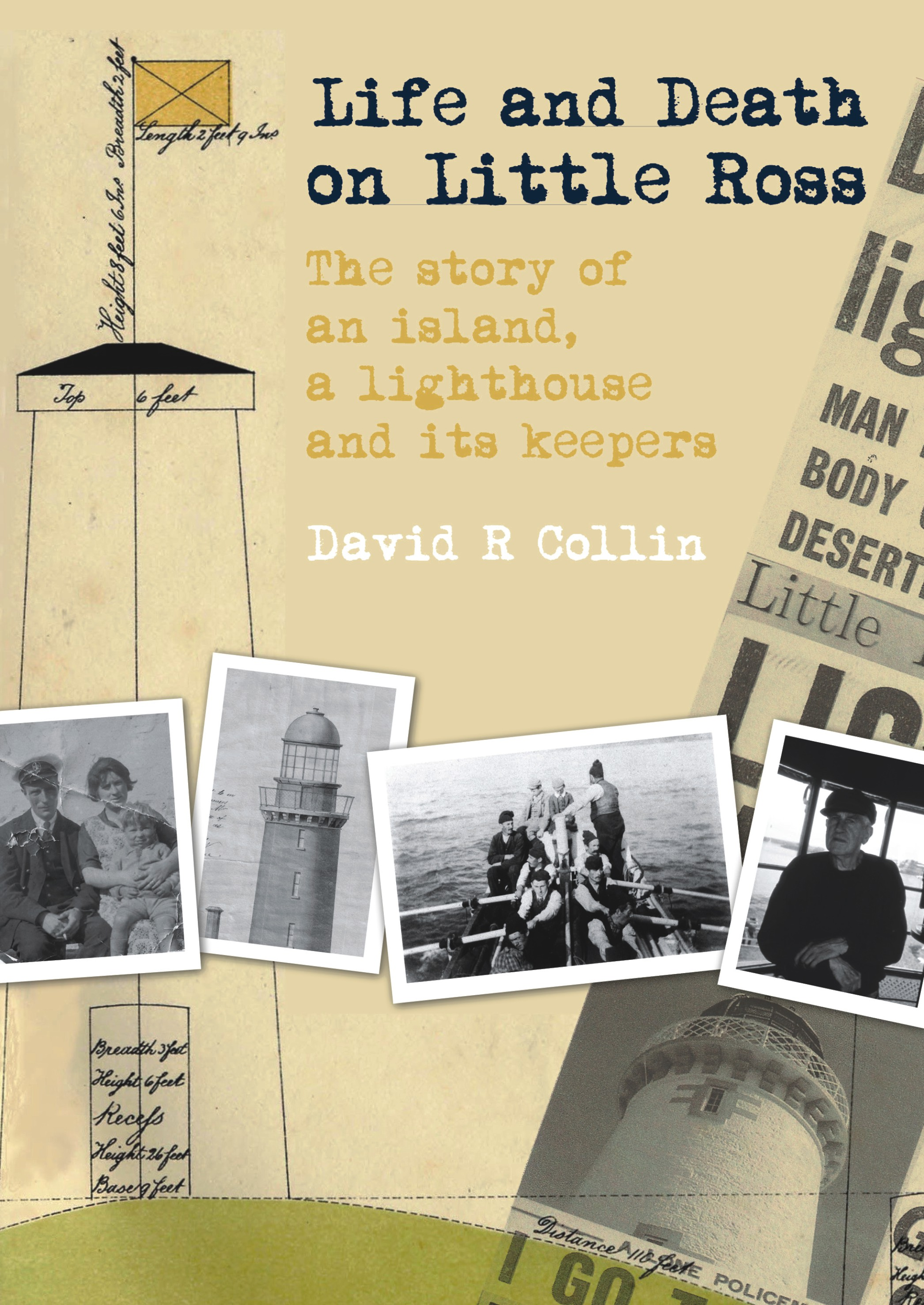 Lighthouse Murder: Life And Death On Little Ross