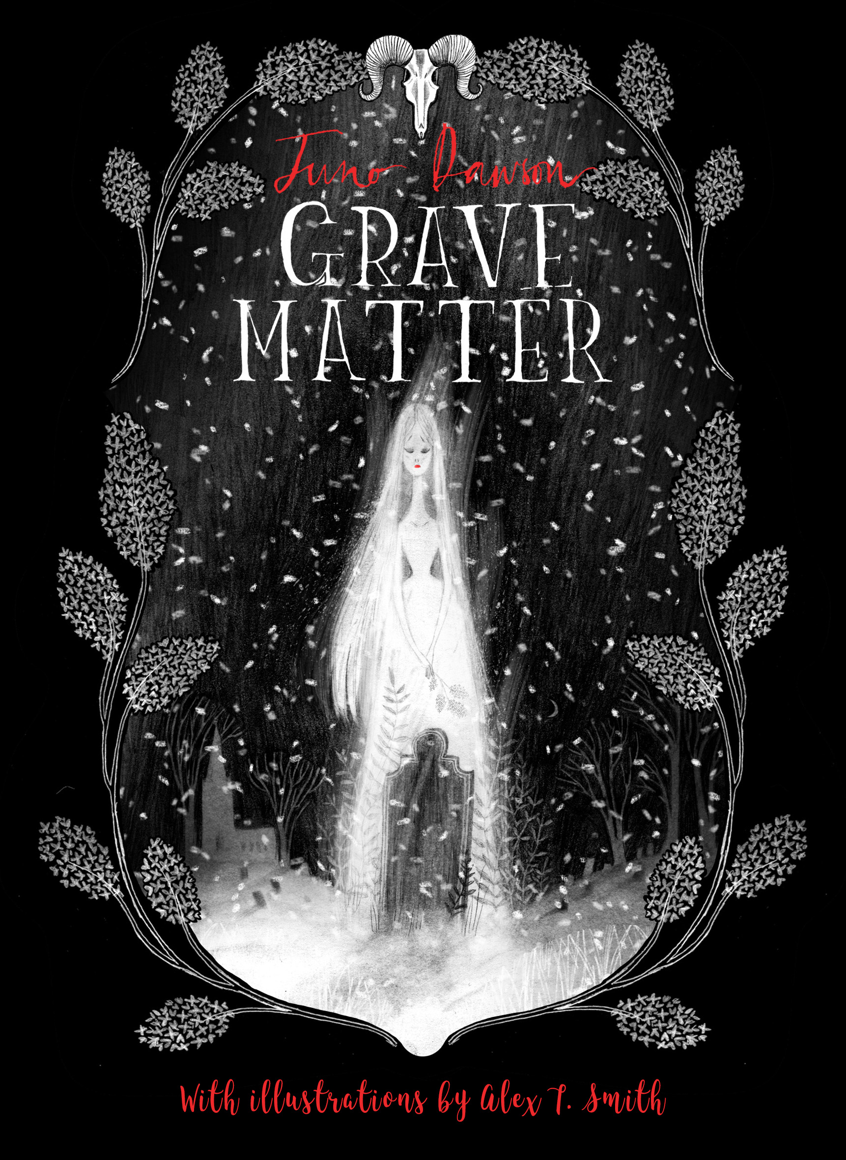 Juno Dawson's Grave Matter