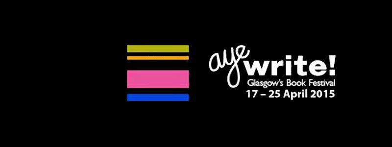 Aye Write! 2015