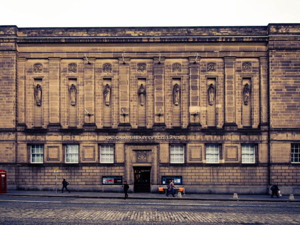 39 - National Library of Scotland © Grant Bulloch
