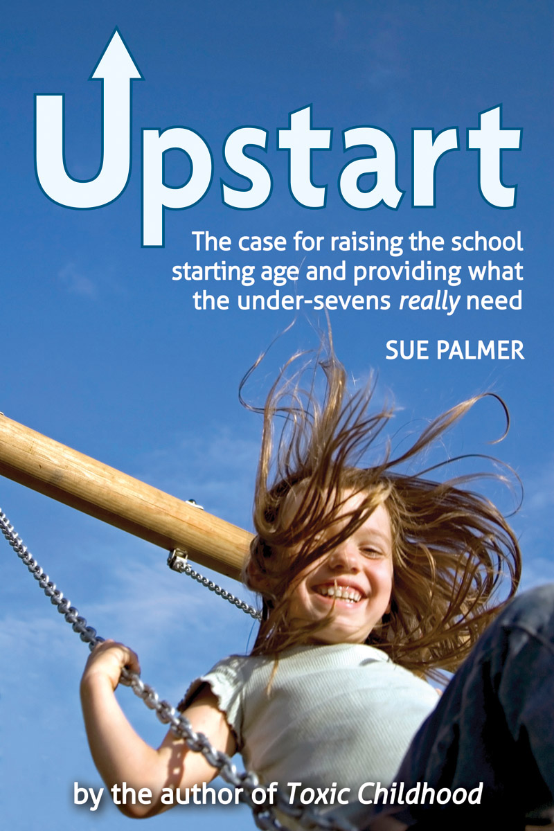 Sue Palmer on the Nordic Schooling System
