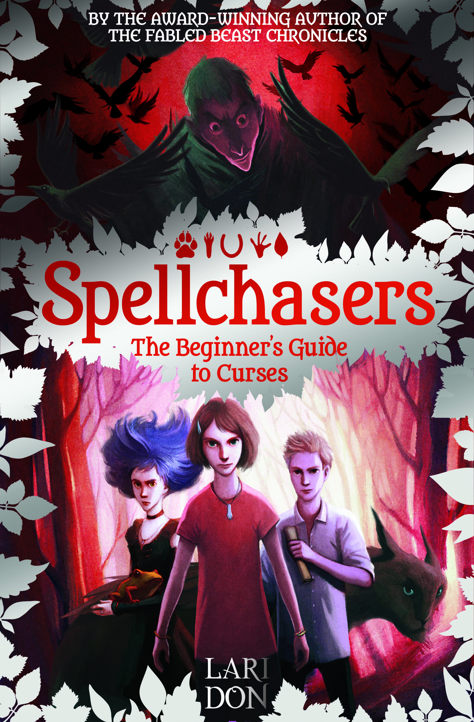 Lari Don Reads from The Beginner's Guide to Curses