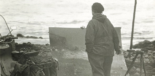 Joan Eardley's Sense of Place