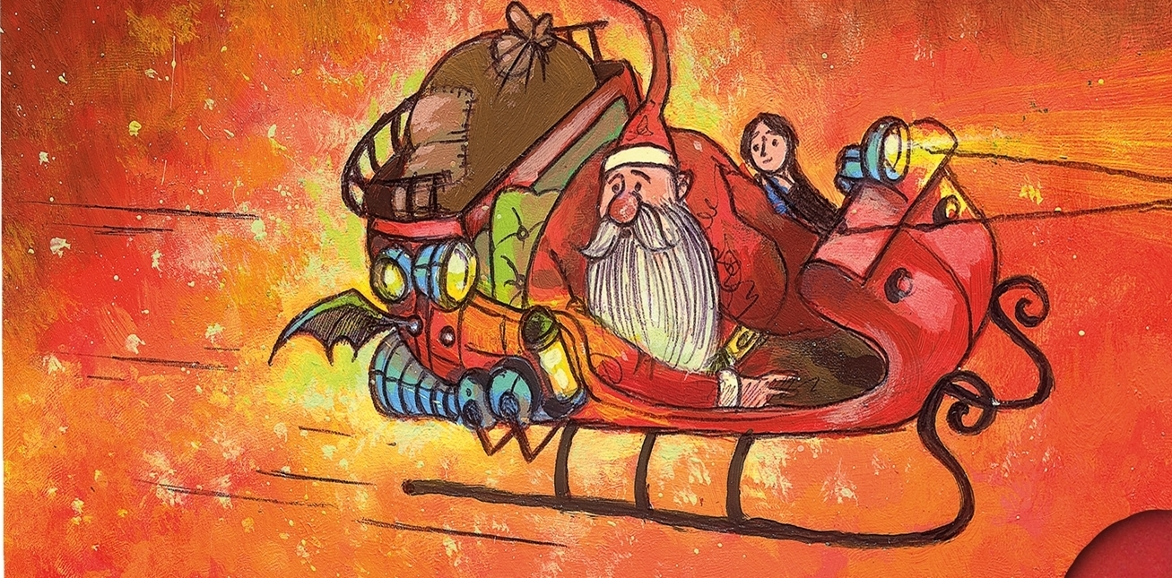 Christmas Stories by Matt Haig