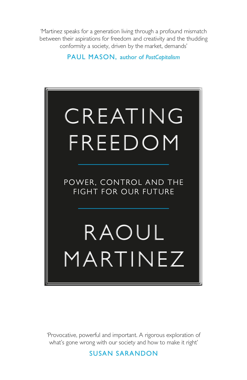 Creating Freedom