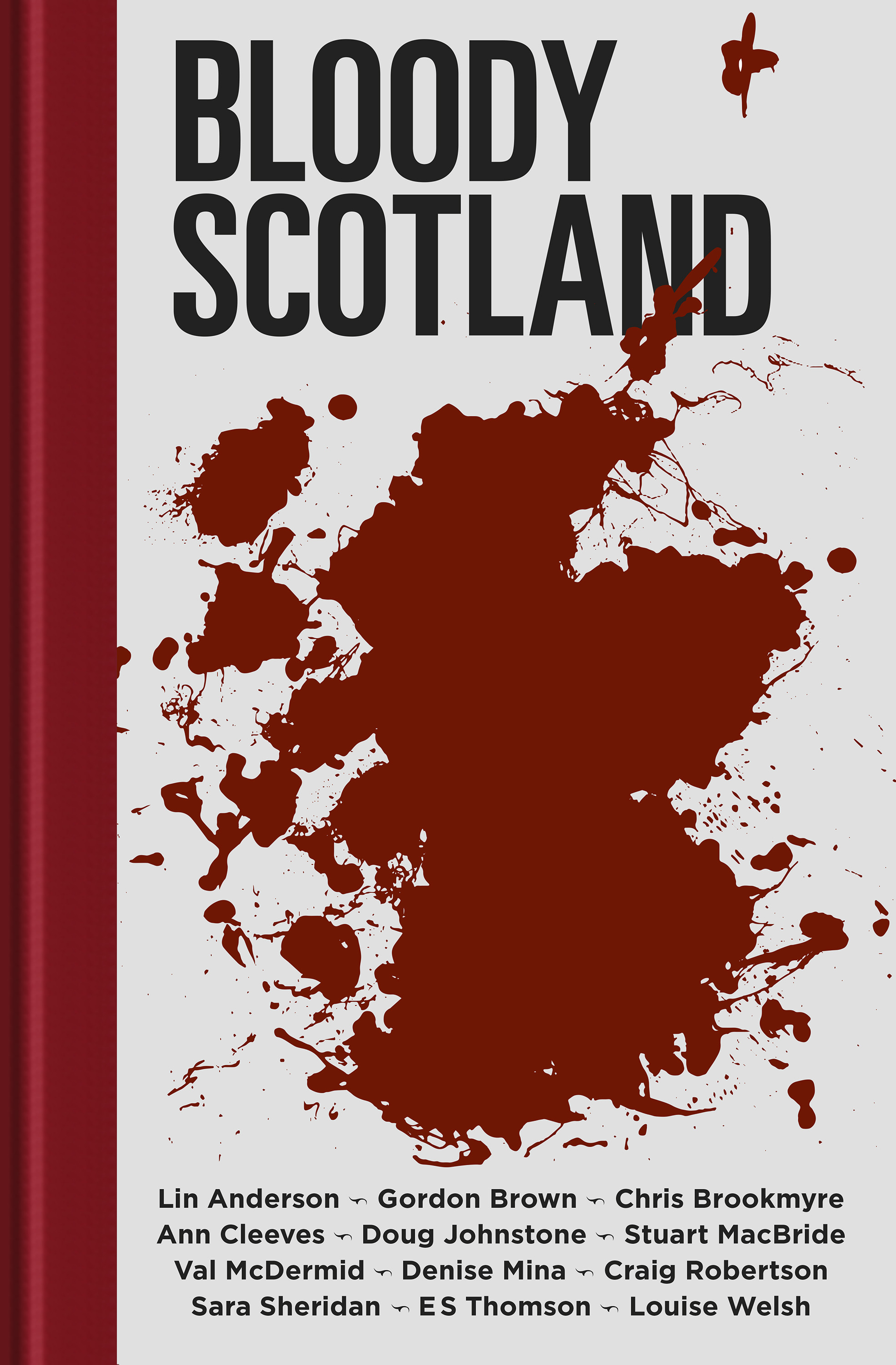 Introducing New Book Bloody Scotland