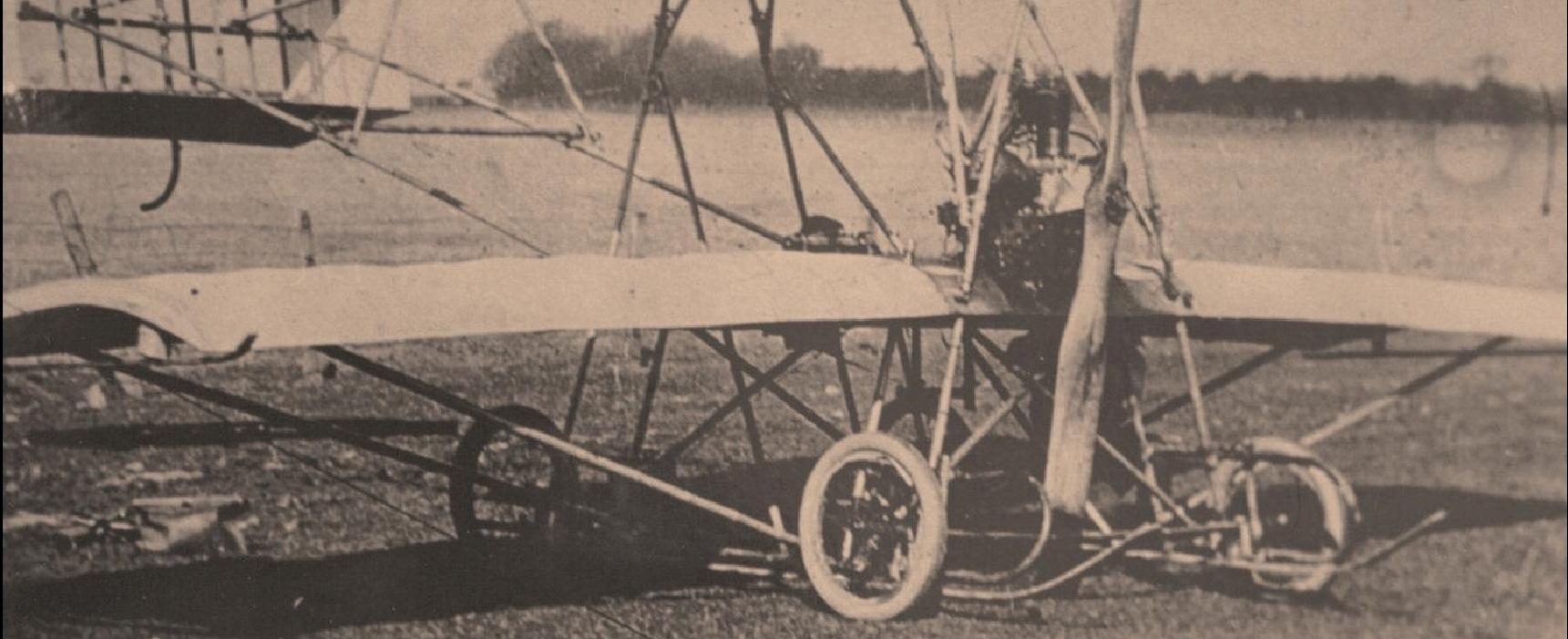 Preston Watson: Dundee's Pioneer Aviator