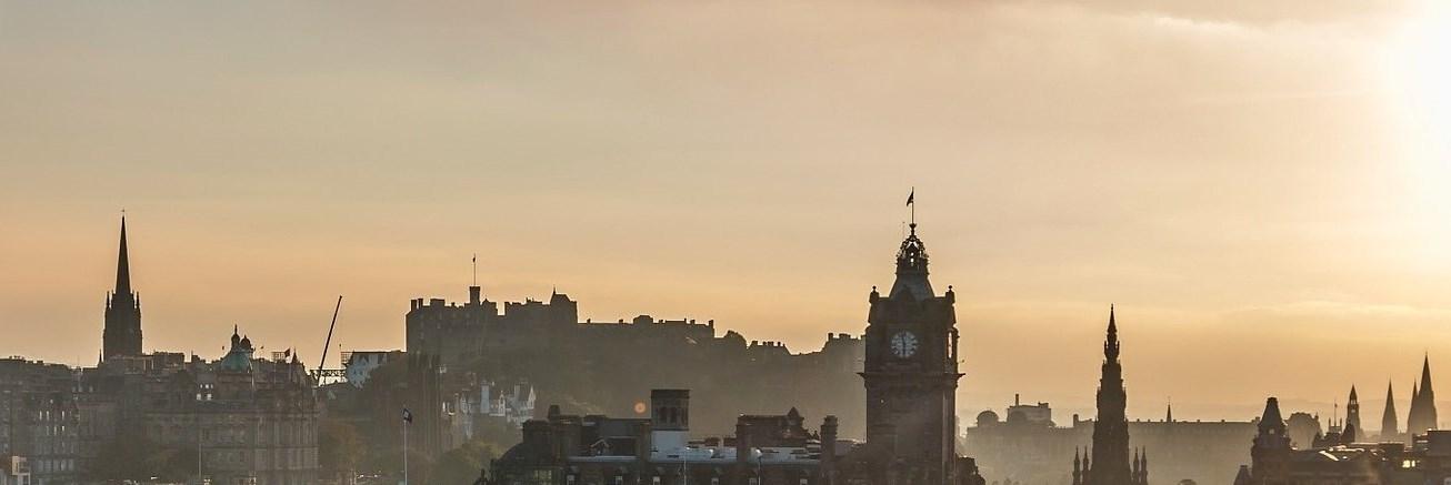 Enlightenment Edinburgh: David Robinson Reviews