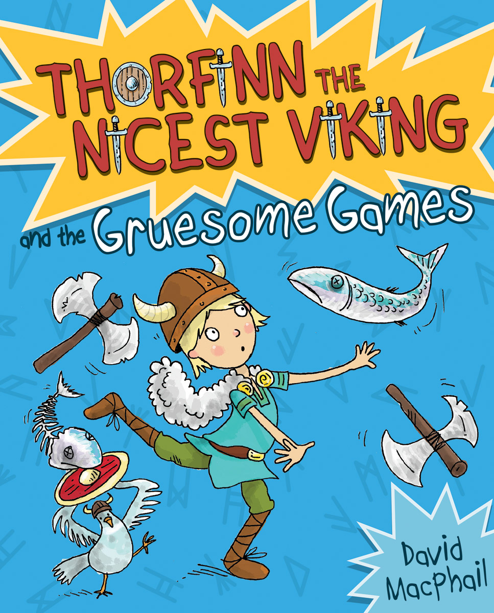 Thorfinn The Nicest Viking: A Gruesome Giveaway!