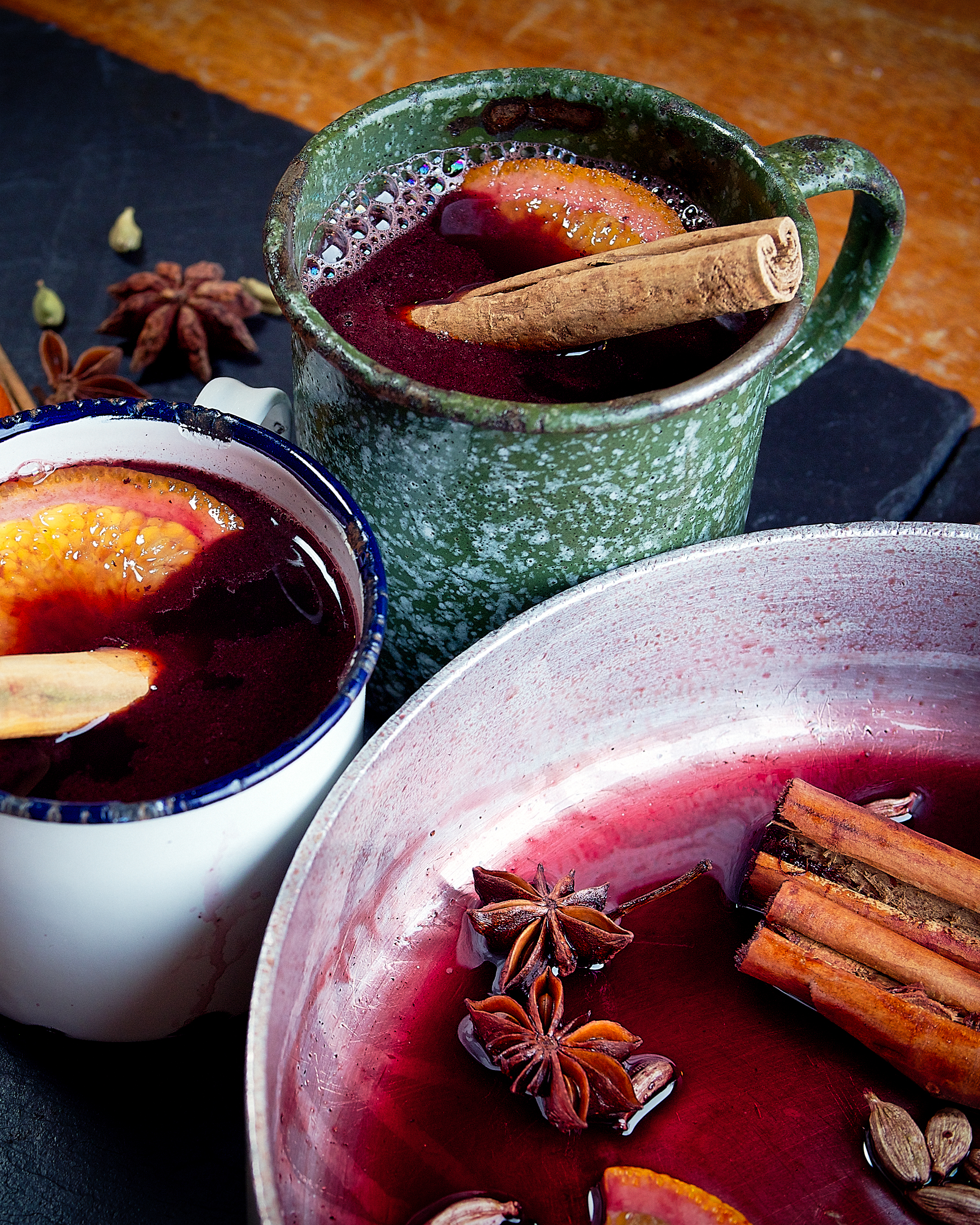 Glogi (Mulled Wine) Recipe