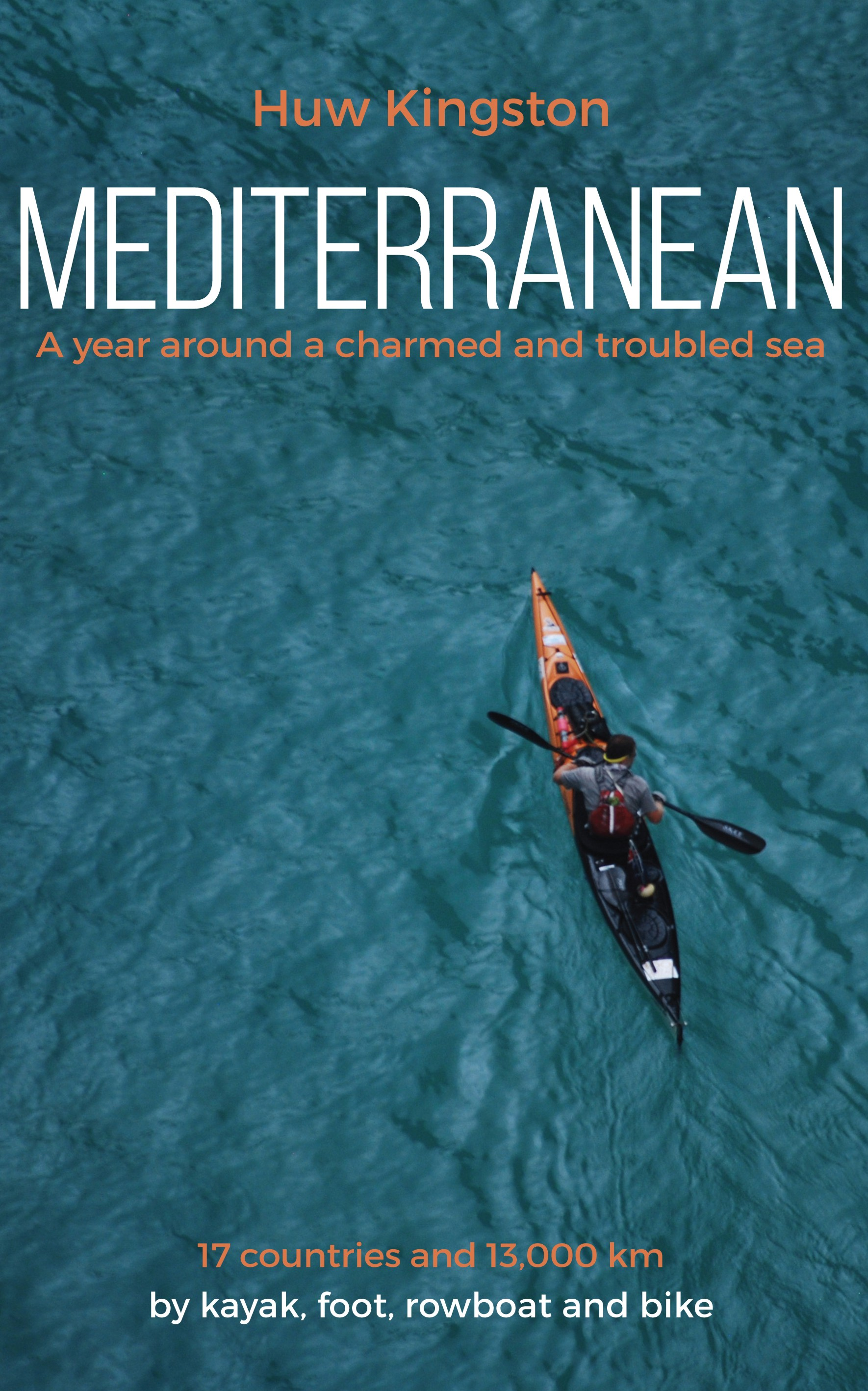 Huw Kingston On Circumnavigating The Mediterranean