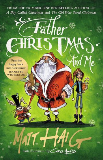 Matt Haig: Father Christmas Q&A