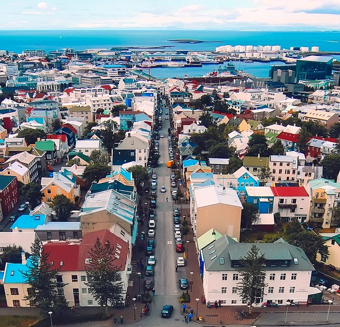 Edinburgh and Reykjavik: A Tale of Two Cities of Literature