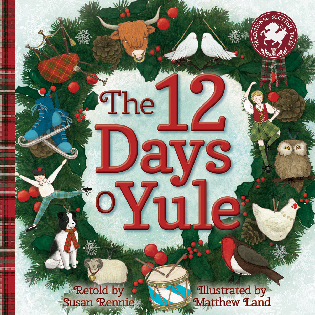 Translating The Twal Days o Yule