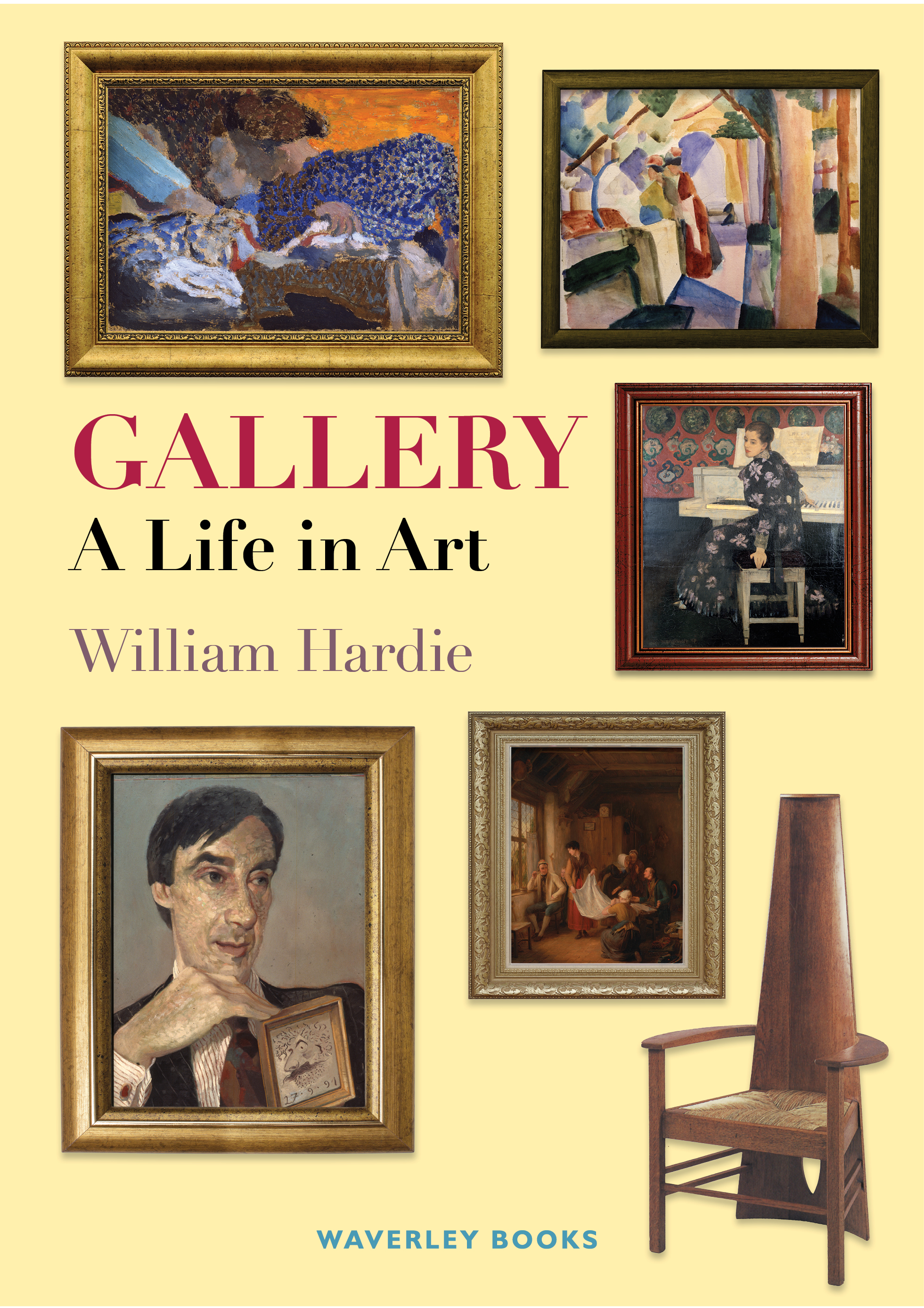 William Hardie's Life In Art