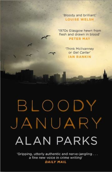 David Robinson Reviews: Bloody January