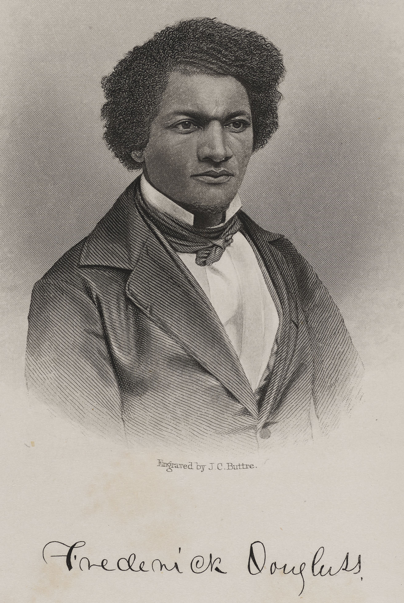 Frederick Douglass: Slavery and Scotland