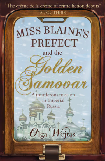 Miss Blaine's Prefect And The Golden Samover